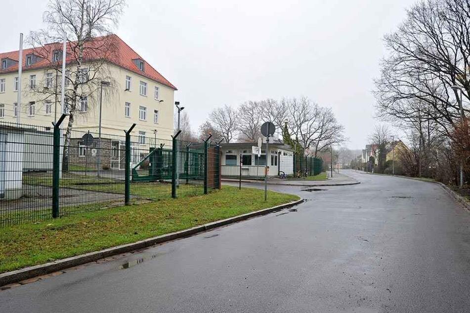Die EAE am Adalbert-Stifter-Weg in Ebersdorf soll eine eigene Zufahrtsstraße bekommen.