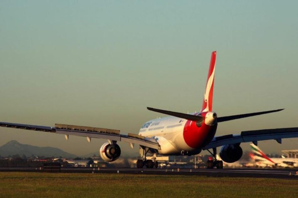 Am Flughafen in Brisbane hat ein Mann gedroht, sich in die Luft zu sprengen. (Symbolbild)