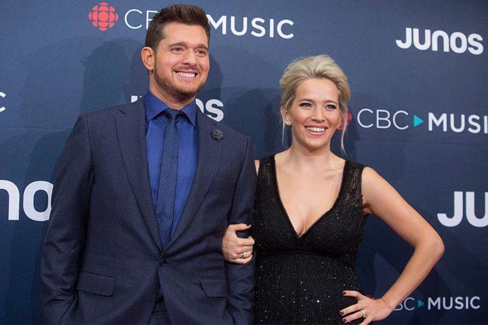 Michael Bublé (43) und Luisana Lopilato (31) sind seit 2012 verheiratet.