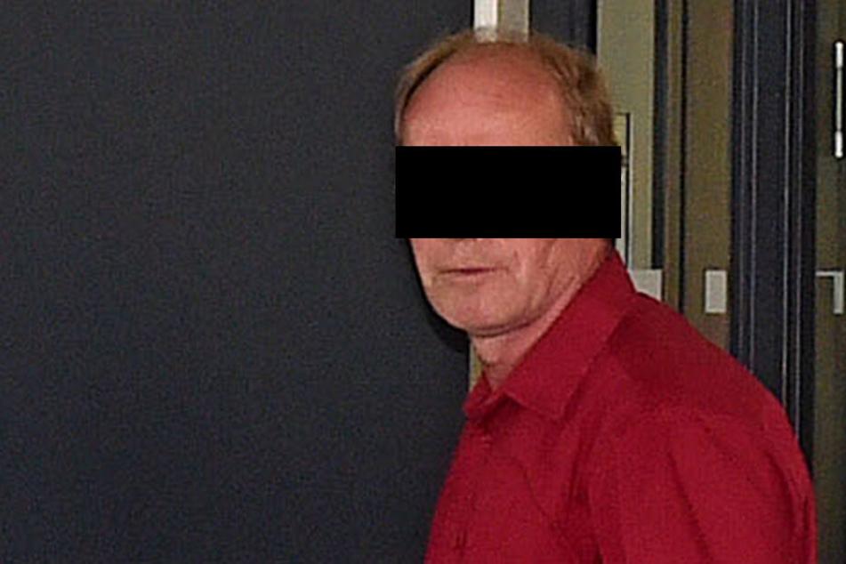 Hans-Jürgen N. sagte, er habe aus Liebe gehandelt.