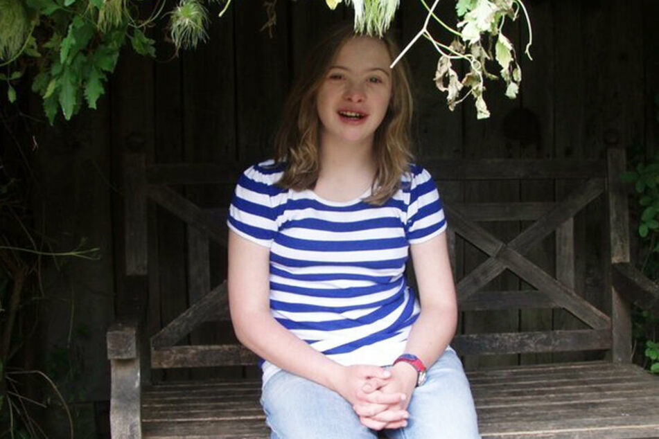 Ashleigh Callaway leidet seit Geburt am Down-Syndrom.