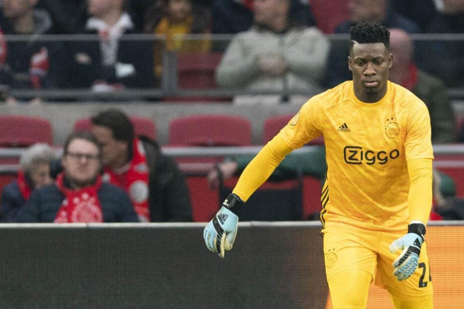 Ajax-Keeper spricht über schweres Kapitel seiner Karriere