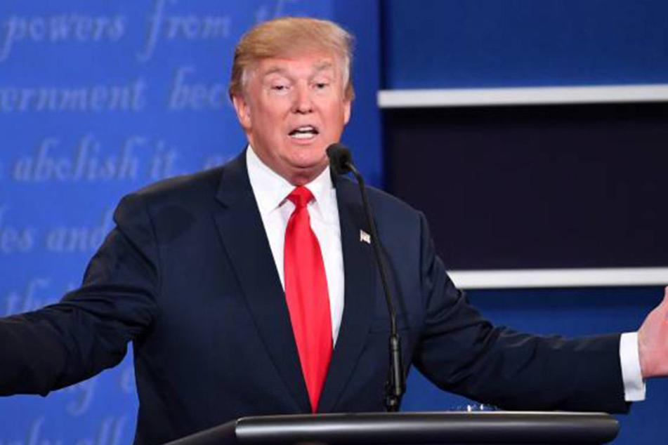 Die Luft wird immer dünner für US-Präsidentschaftskandidat Donald Trump (70).