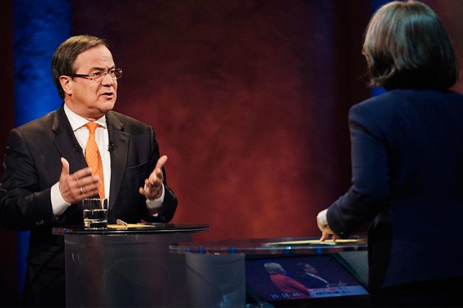 Armin Laschet (CDU) hat einige Parallelen mit der Ministerpräsidentin Kraft.