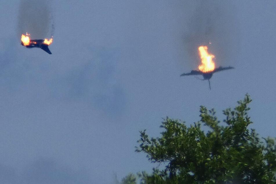 Nach Eurofighter-Tragödie: Geschädigte fordern Schadenersatz