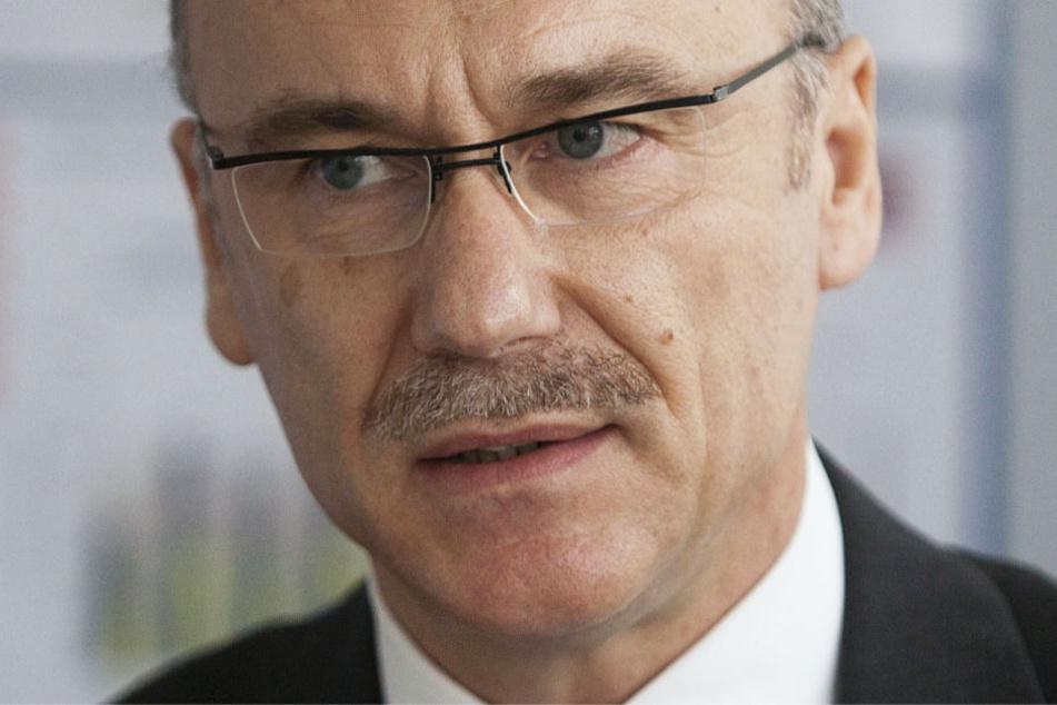 """Der """"Antisemitismus des Alltags darf uns nicht ruhen lassen"""", sagte der hessische Verfassungsschutz-Präsident Robert Schäfer (Archivbild)."""