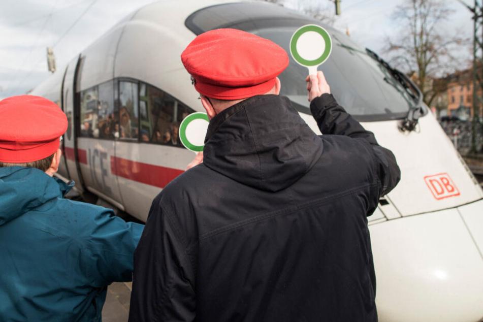 1890 Stellen will die Deutsche Bahn 2019 in Mitteldeutschland besetzen.
