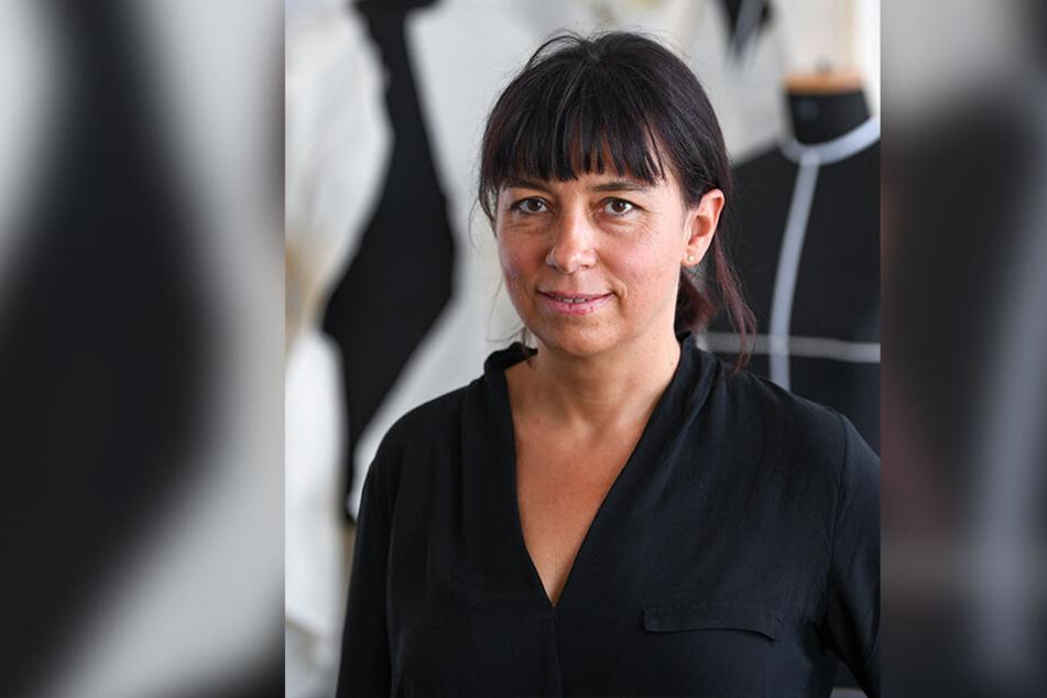 Claudia Damm ist Professorin für Modedesign an der Vitruvius-Hochschule in Leipzig.