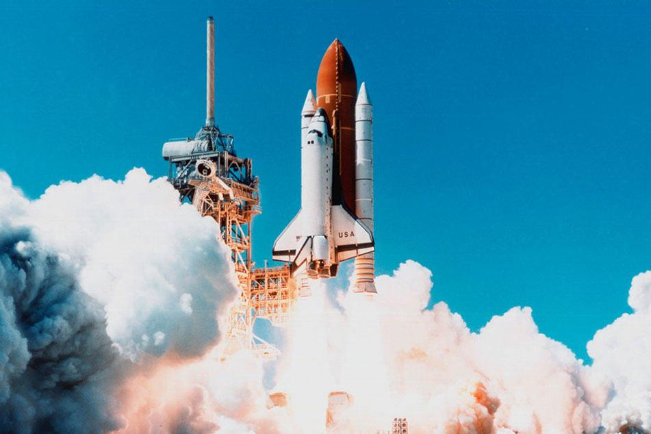 Das Space Shuttle Columbia war die zweite Raumfähre, die verunglückte. Das war bei ihrem Einsatz im Februar 2003.
