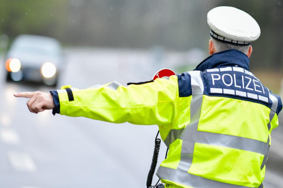 Bei Kontrollen in Reitzenhain entdeckte die Bundespolizei mehrere illegal eingereiste Personen. (Symbolbild)