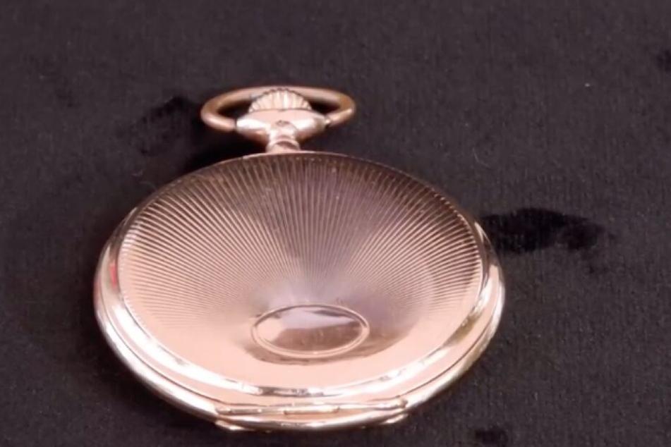 Die Omega-Uhr stammte etwa aus dem Jahr 1915.