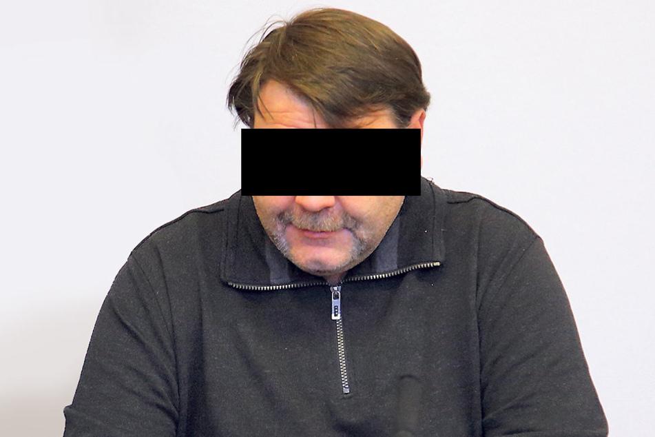 Steffen P. (44) wurde zu einer Haftstrafe verurteilt. Außerdem muss er seiner  inzwischen geschiedenen Frau 28.000 Euro Schmerzensgeld zahlen.