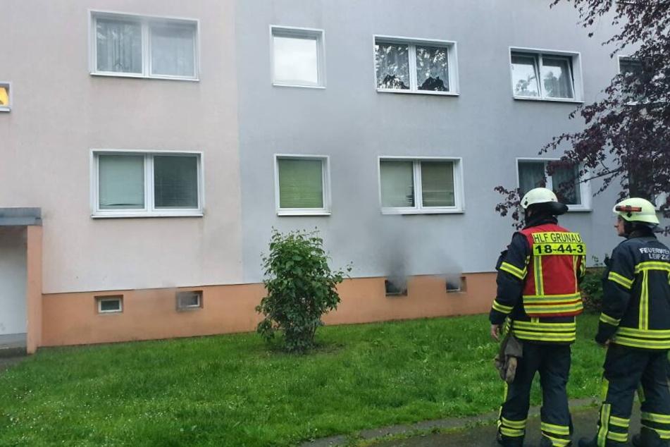 Bereits am 20. Mai dieses Jahres rückten die Kameraden in die Ringstraße aus. Auch damals brannten Kellerboxen. (Archivbild)