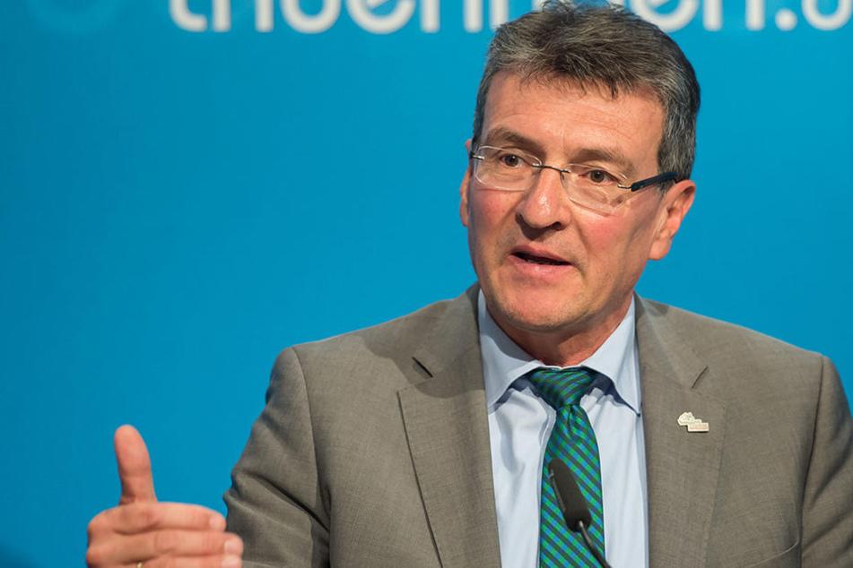 In den nächsten Jahren verliert Thüringen immer mehr Einwohner, deswegen setzt Migrationsminister Lauinger nun auf die Zuwanderung.
