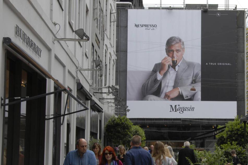 """Kinderarbeit bei Nespresso: Werbegesicht George Clooney """"überrascht und traurig"""""""