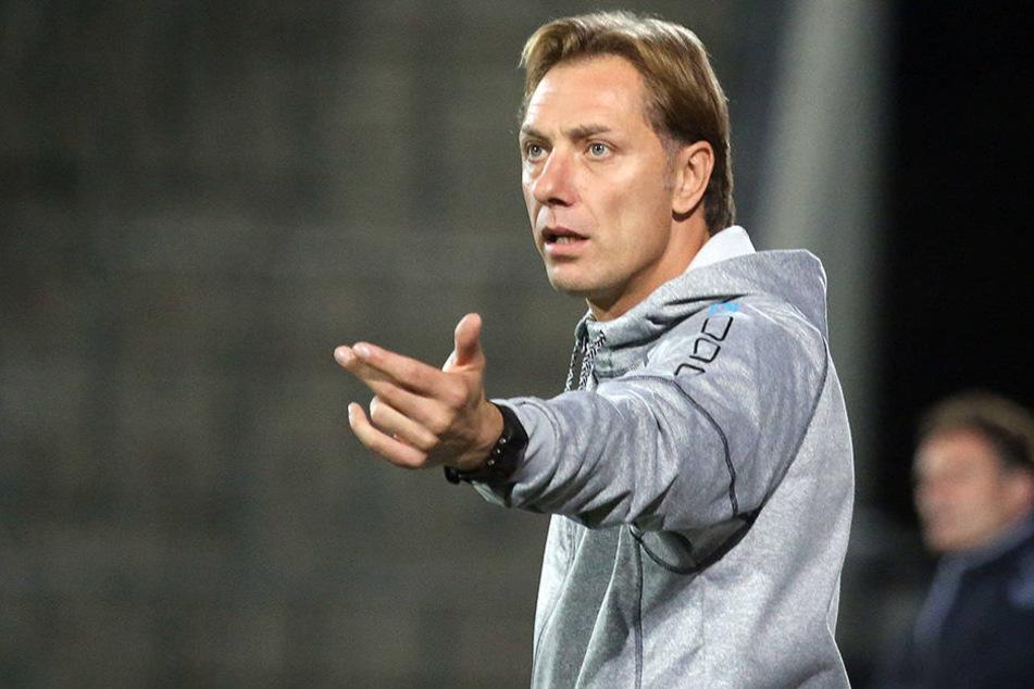 René Müller übernimmt die U23 von Arminia Bielefeld.
