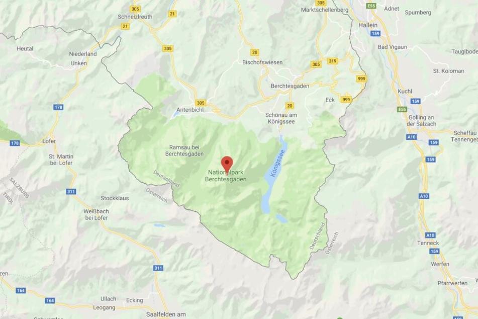 In den Berchtesgadener Alpen ist es am Watzmann zu einem schrecklichen Unglück gekommen.