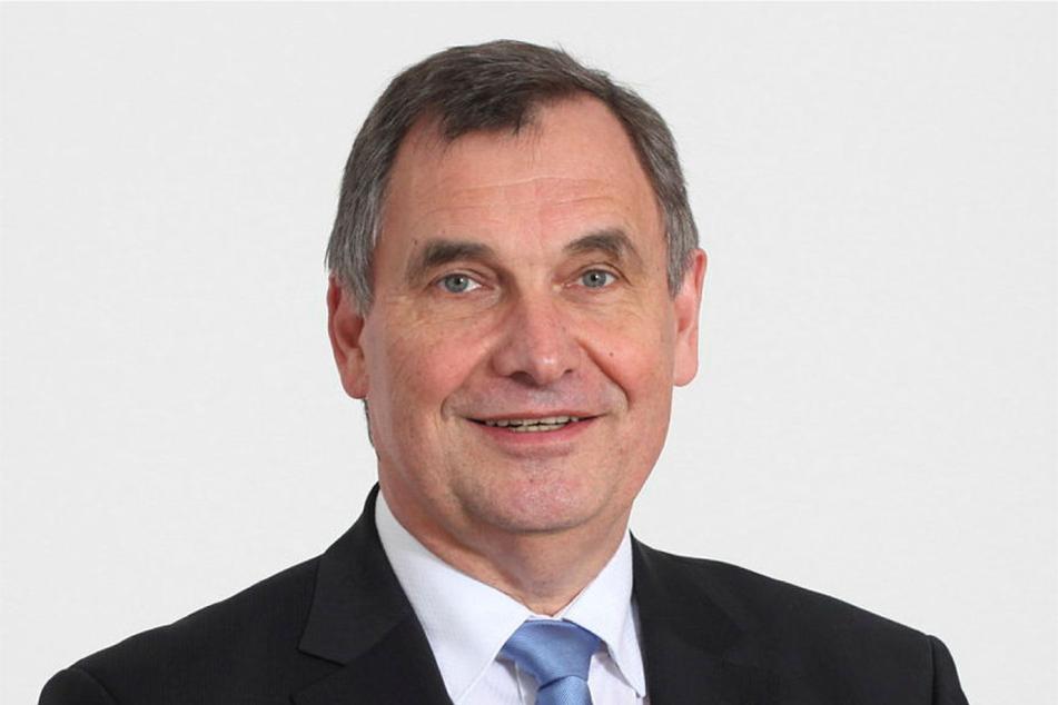 Thomas Mayer (60), Präsident des Bundes der Steuerzahler in Sachsen, sieht in dem Bau eine Verschwendung öffentlicher Mittel.