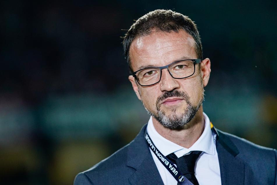 Sportvorstand Fredi Bobic (49) sieht die Eintracht bis Saisonende trotz Corona finanziell gut aufgestellt.
