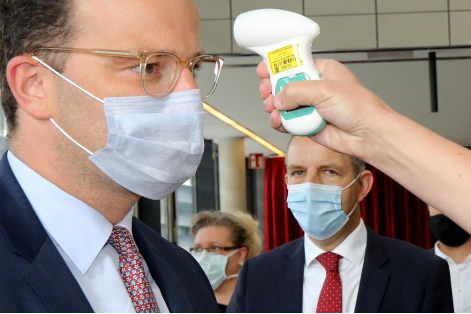 Jens Spahn: Deutschland ist im Kampf gegen das Coronavirus besser gerüstet