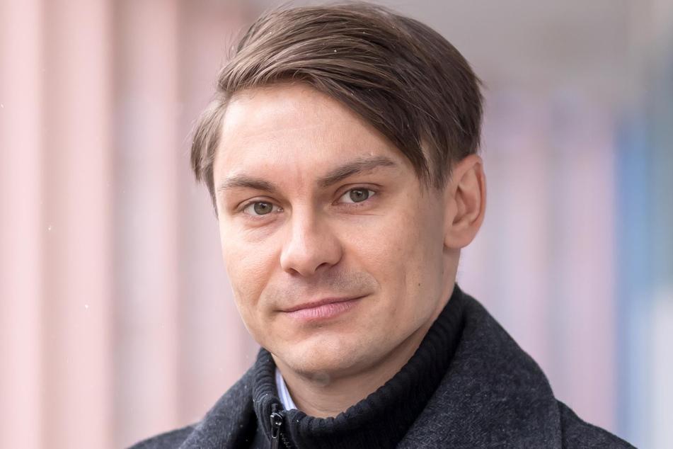 Bürgermeister Nico Dittmann (35, parteilos) wünscht sich einen anderen Standort für das Wolfshunde-Gehege.