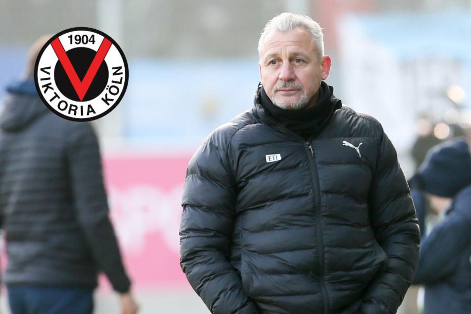 Paukenschlag bei Viktoria Köln! Ex-Aue Coach Dotchev entlassen