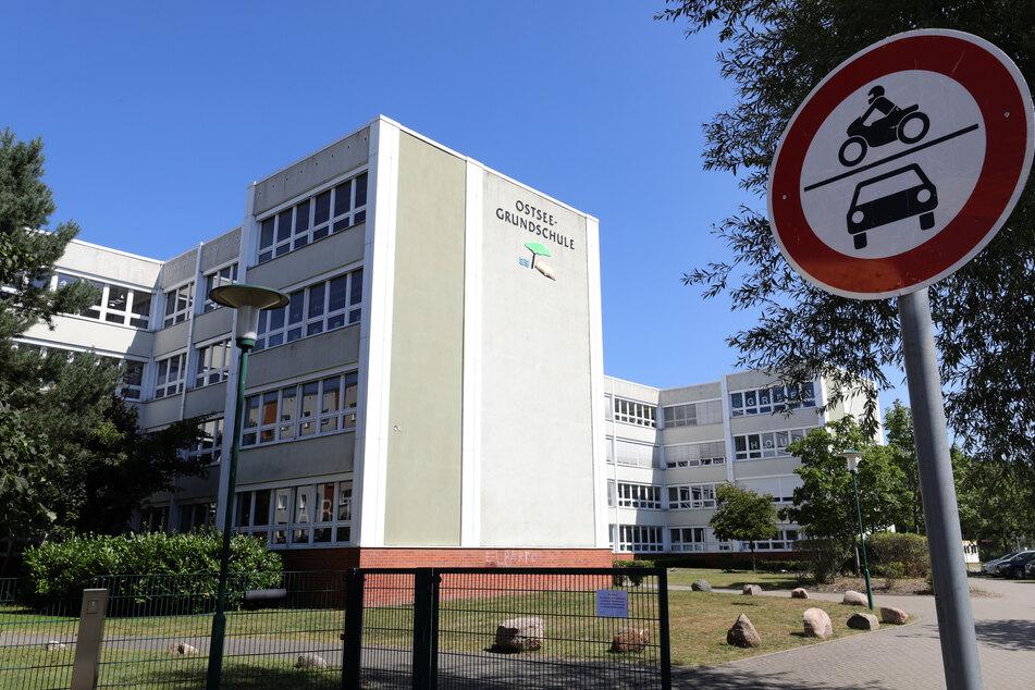 In der Ostsee-Grundschule in Graal-Müritz kann der Unterricht doch weiter gehen.