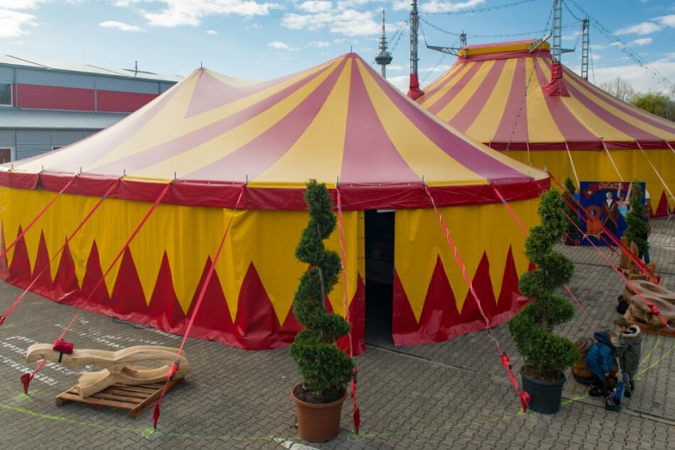 Erster Zirkus-Drive-in Deutschlands öffnet