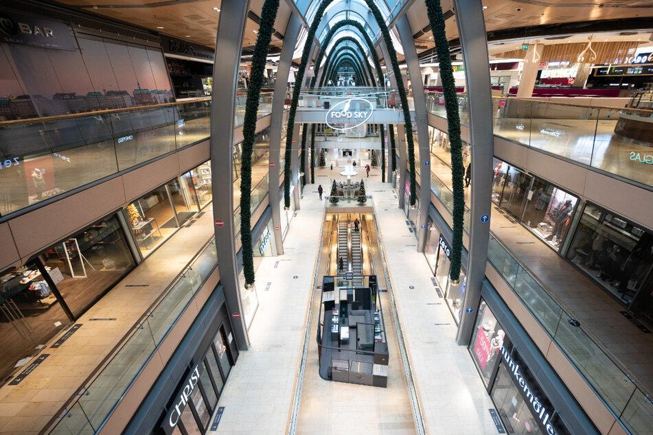 Der Einzelhandel in Hamburg hat weiterhin geschlossen. Doch es soll Modellprojekte zur Öffnung geben.