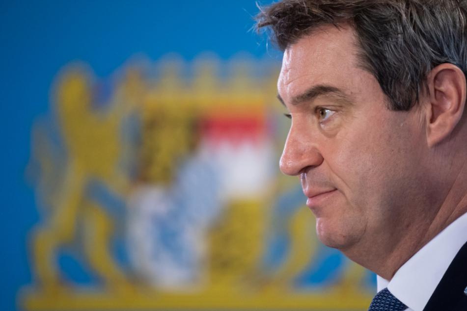 Markus Söder hält zweite Regierungserklärung zu Corona