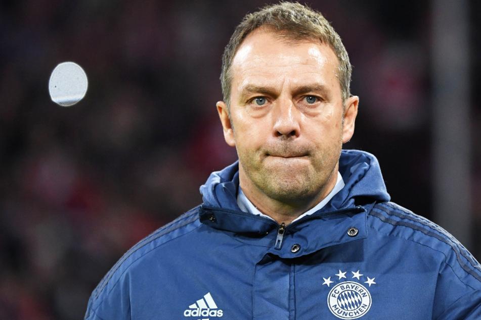 Hansi Flick bleibt auch weiter Trainer des FC Bayern München.
