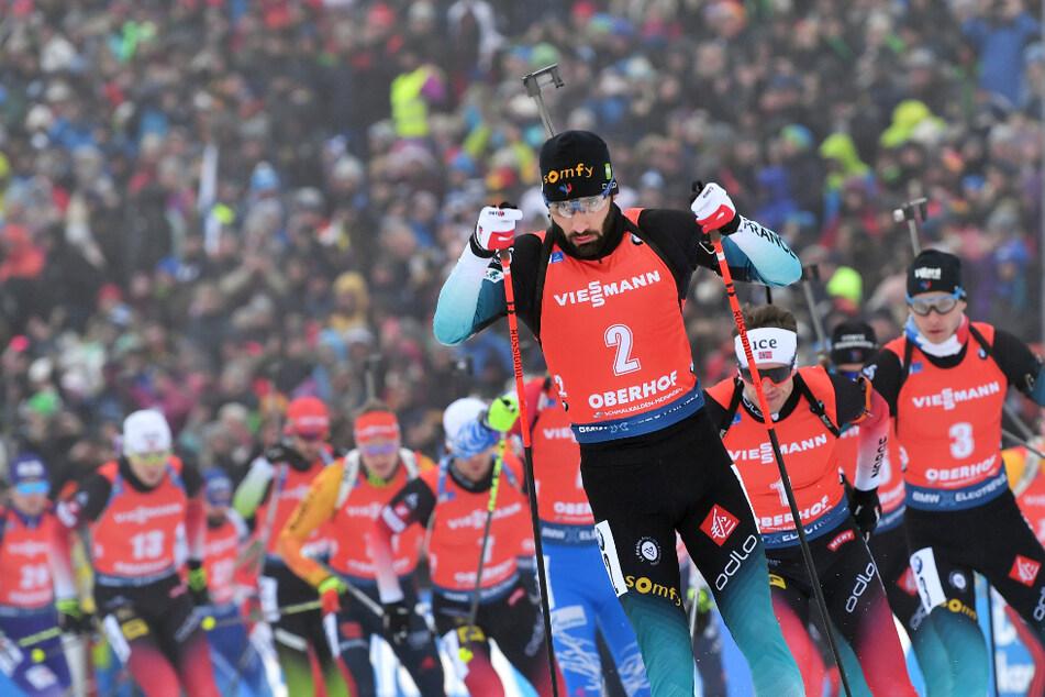 Biathlon-Weltcup in Oberhof droht Millionen-Verlust