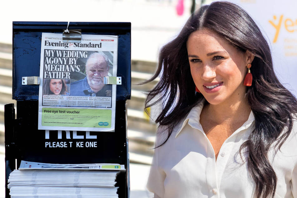 Thomas Markle threatens Meghan and Harry in aftermath of Oprah interview