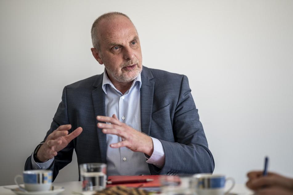 Direktkandidat Detlef Müller (57, SPD) im TAG24-Gespräch.