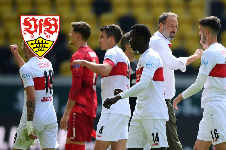 "VfB gewinnt ""dreckig"" gegen Dresden: Matarazzo wünscht sich das Bayern-Gen"