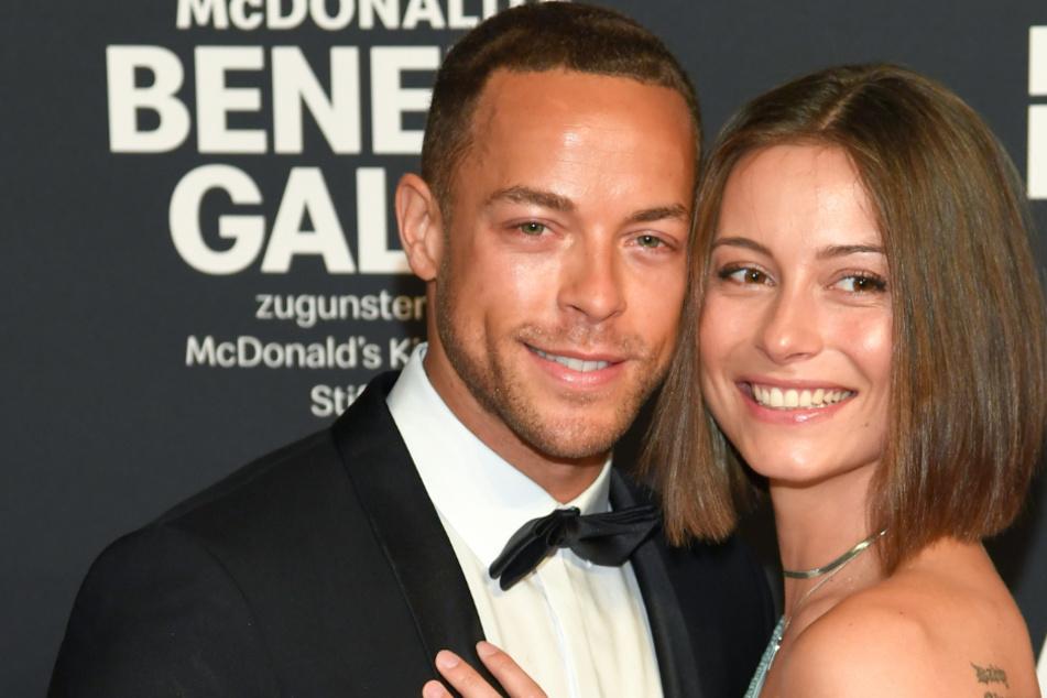 Jennifer Lange (26) und Andrej Mangold (33) sind seit 2019 ein Paar.