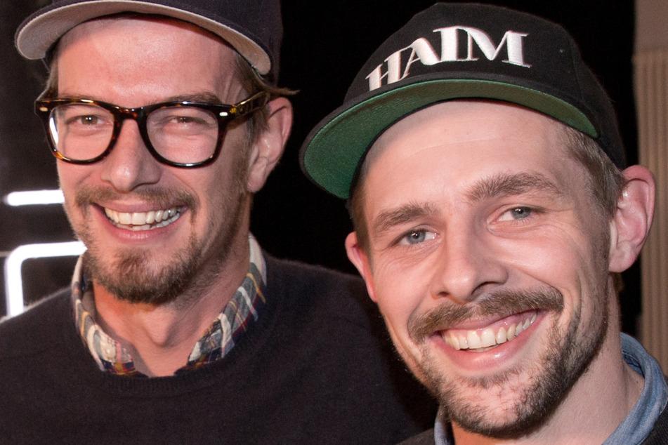 """Joko (42, r.) und Klaas (37) kennt inzwischen so gut wie jeder. Ihren Durchbruch hatten die beiden mit """"MTV Home"""" und das gibt's bald nochmal zu sehen. (Archivbild)"""