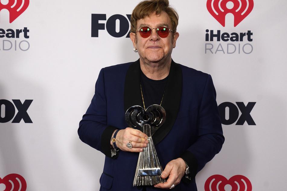 Elton John (74) kritisierte DaBaby für seine Aussagen.