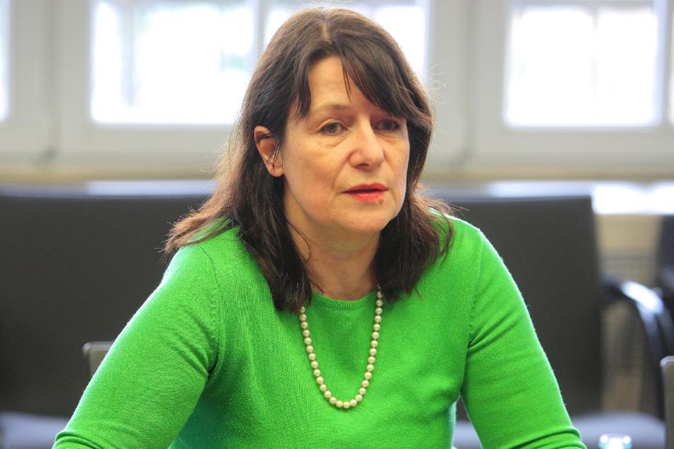 Grüne-Chefin Christiane Filius-Jehne (64).