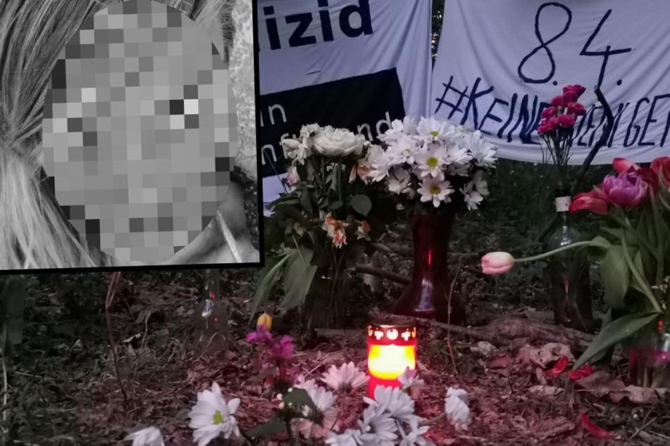 Leipzig: Myriam (†37) vom Ex ermordet: Gedenkstätte am Tatort eingerichtet