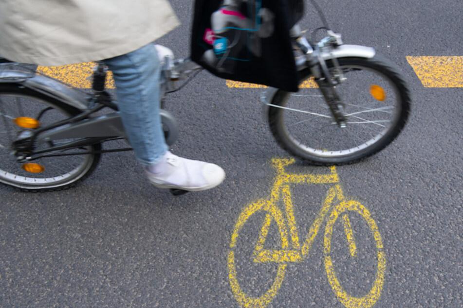 Die sogenannten Pop-up-Radwege kamen nicht überall in Bayern gut an.