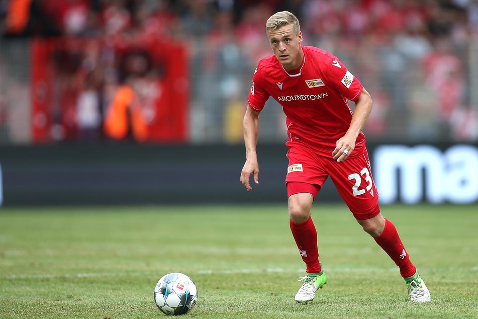 Felix Kroos blickt zuversichtlich auf die verbleibenden vier Spiele der Saison mit Union Berlin.