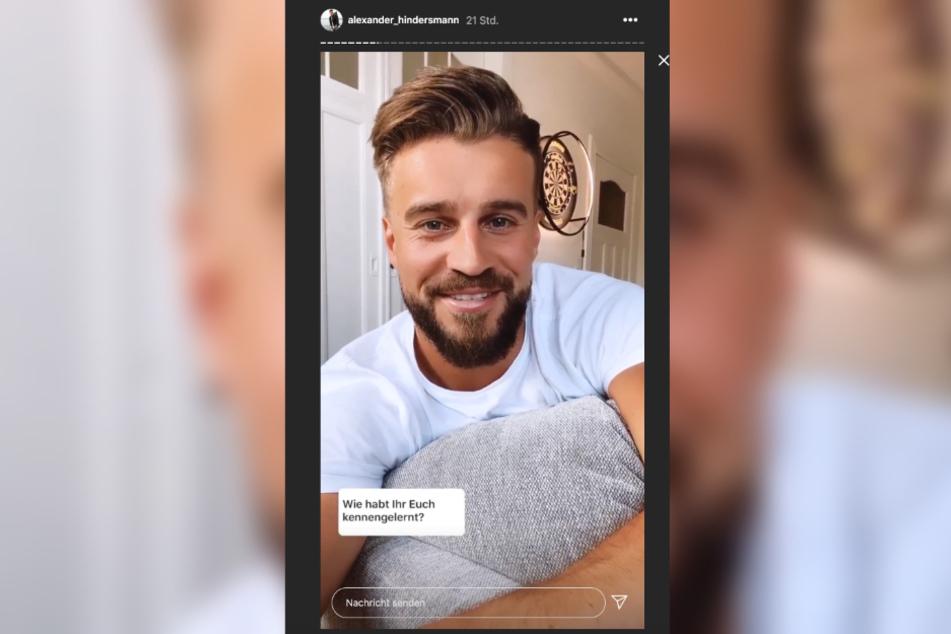 Alex beantwortete auf Instagram ausführlich Fragen zu seiner Beziehung.