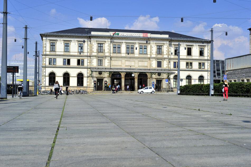 Der Hauptbahnhof Chemnitz bekommt Geld zur Verschönerung aus dem bundesweiten Konjunkturprogramm.