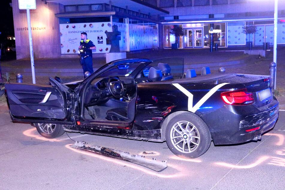 Ein Fahrer eines Carsharing-Autos hat sich am Samstagabend auf dem Kurfürstendamm eine Verfolgungsjagd mit der Polizei geliefert.