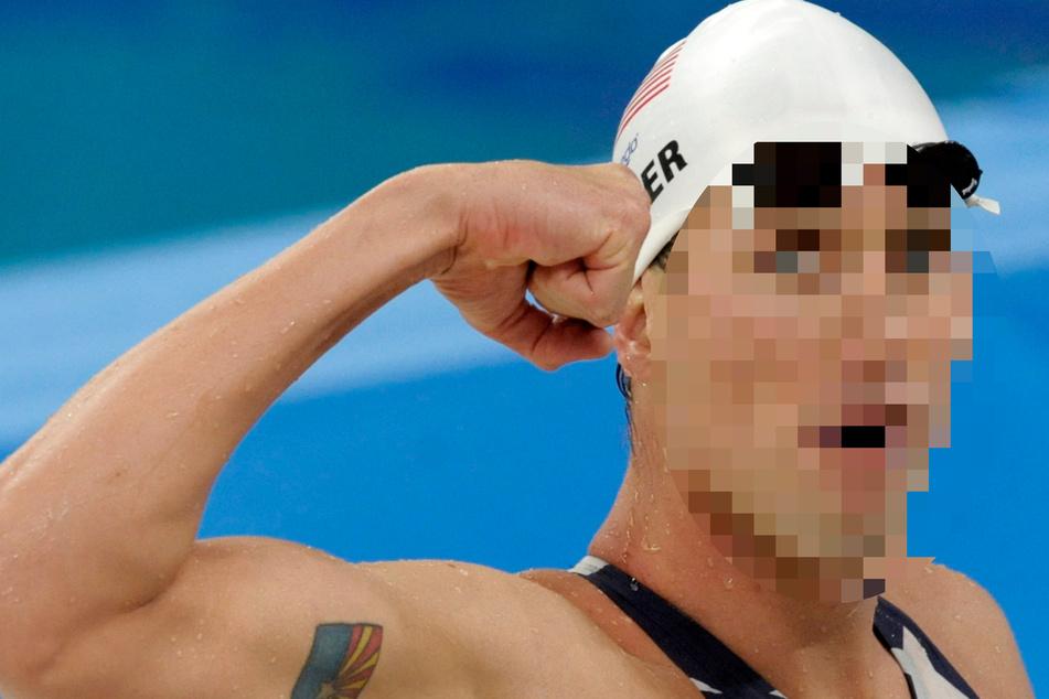 Sturm aufs US-Kapitol: Dieser Schwimm-Olympiasieger machte aktiv mit!