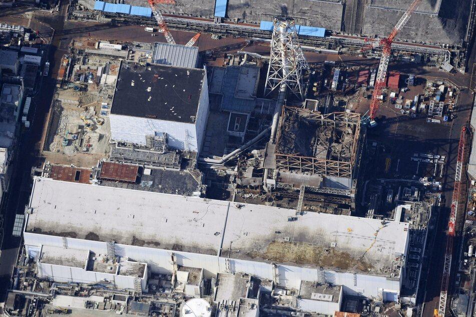 Im Jahr 2011 gab es im Kernkraftwerk Fukushima nach einem durch ein starkes Seebeben ausgelösten Tsunami eine Kernschmelze. (Archivbild)