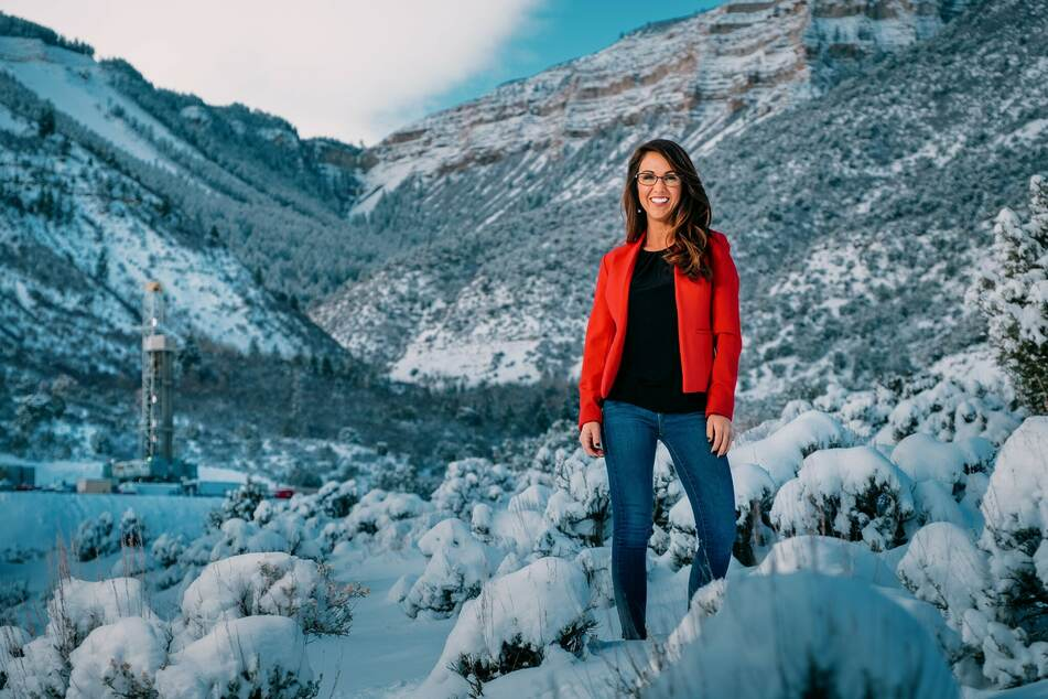 """Colorado rep Lauren Boebert: """"I WILL carry my Glock to Congress"""""""