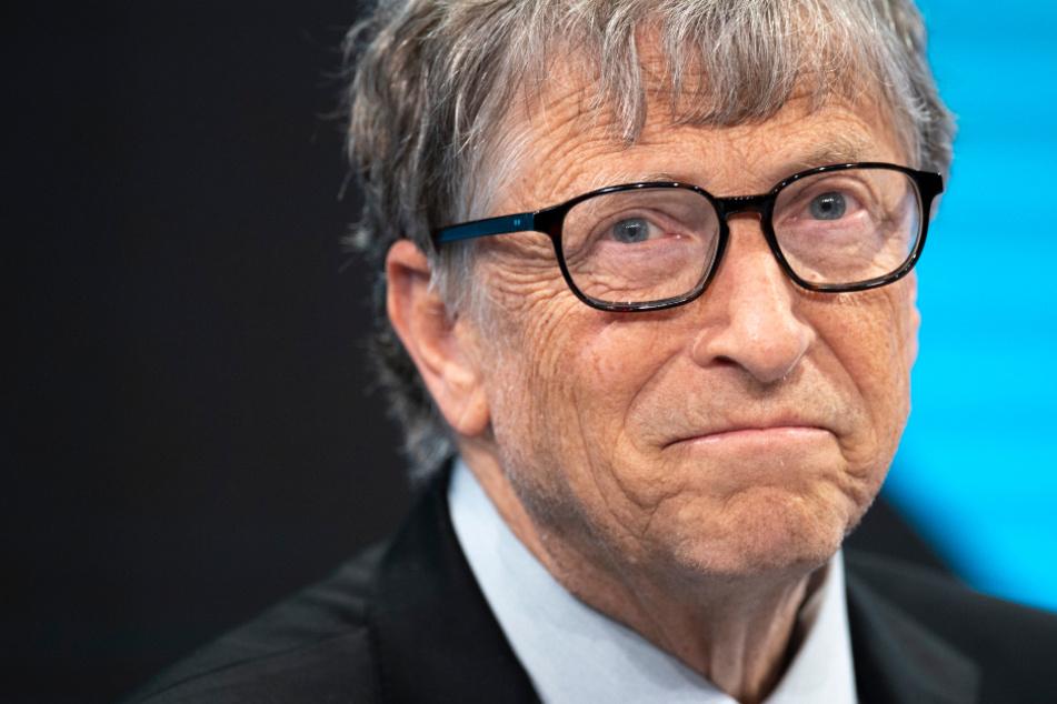"Bill Gates says coronavirus conspiracy theories are ""kind of ironic"""