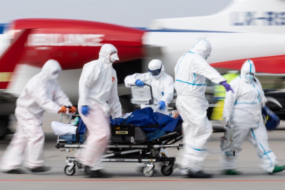 Coronavirus in Dresden: Fast 50 Infektionen in Nieskyer Altenheim!